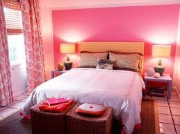 light pink paint colors for bedroom