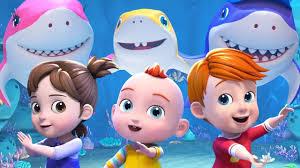 Gia đình cá mập JoJo | BabyShark song | Bài hát tiếng anh | Nhạc thiếu nhi  vui nhộn | Super JoJo - Nhạc thiếu nhi mới nhất. - #1 Xem lời bài hát