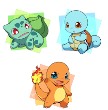 Original Starters. Nothing beats me and my buddy Squirtle! <3 ...