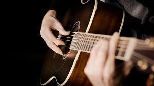 playing guitar wallpaper hd