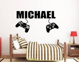 Xbox Wall Decal Etsy