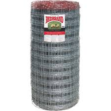Keystone Red Brand Square Deal Knot 48 In H X 330 Ft L Galvanized Steel Sheep Goat Fence Do It Best World S Largest Hardware Store