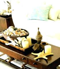 coffee table decorating ideas cool