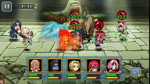 Học viện ninja - naruto đại chiến | hướng dẫn đội hình đặc biệt ...