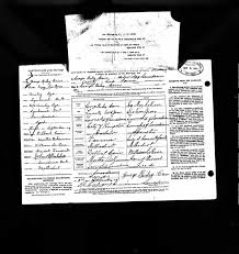Documents: Cain, George Riley and Iva May Larose Marriage Record: Sullivan  Burgess Family Tree