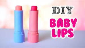 diy baby lips diy tinted lip balm 2