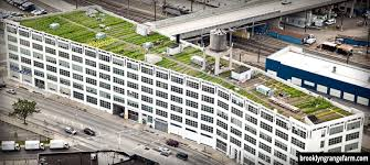 the largest rooftop garden in the world