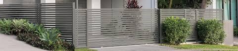 Duraslat Fencing System Fixed Screening Solution