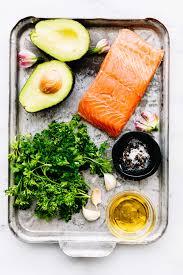 10-Minute Pan Seared Salmon with ...