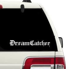 Kpop Dreamcatcher Logo Waterproof Car Sticker Black White Decals Shopee Malaysia