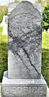 "Amanda Priscilla ""Minnie"" Carr Hedrick (1848-1884) - Find A Grave Memorial"