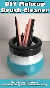 diy makeup brush cleaner mom s