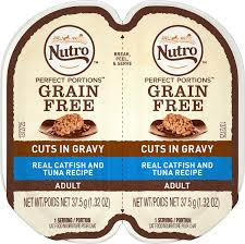 nutro perfect portions grain free cuts