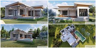 20 awesome 6 bedroom house plans 3d
