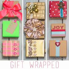 52 creative gift wrapping ideas