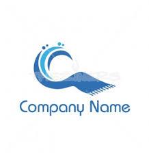 carpet cleaning premade logo design