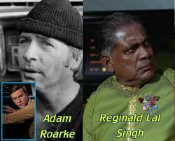 "Today In Star Trek History on Twitter: ""8 August: Remembering ADAM ROARKE  (1937-1996), Garison (The Cage) REGINALD LAL SINGH (1905-1970), Capt.  Chandra (Court Martial, TOS) #StarTrek #OTD #OnThisDay…  https://t.co/4unk1uVEr3"""