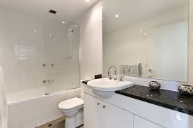 36 square frameless wall mirror with