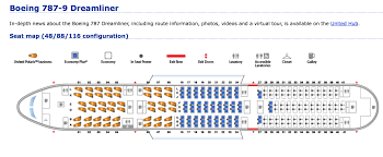 boeing 787 9 order from united airlines
