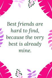 best friend quotes for instagram darling quote