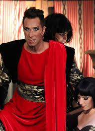 Adrian Becker als herodes Foto & Bild | kunstfotografie & kultur, theater,  musical Bilder auf fotocommunity