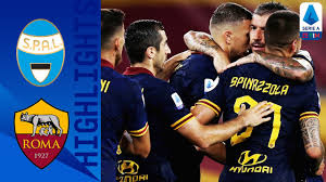 SPAL 1-6 Roma | Bruno Peres Bags a Brace as Roma Hit SPAL for Six ...