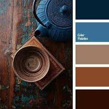 Pin by Adeline Hughes on Home Design Do It Yourself | Brown living room,  Brown living room decor, Brown and blue living room