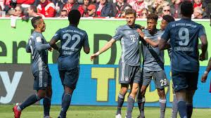 On-song Reds down Düsseldorf and retain lead - FC Bayern Munich