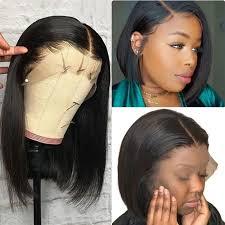 wig series brazilian virgin human hair