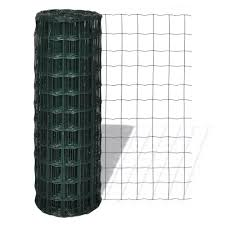 Vidaxl Privacy Fence Weave Roll Pvc Green 70x0 19m Garden Barrier Border Panel Garden Privacy Protective Screens