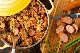 new zatarain s smoked sausage brings