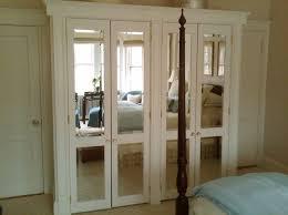 mirrored closet doors bifold photo 3