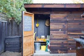overhaul and organize your garden shed