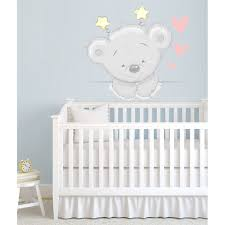 Shop Teddy Bear Wall Decal Nursery Decor Overstock 31675656