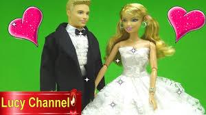 Đồ chơi Lucy Búp bê Barbie & Ken review áo cưới búp bê Toy story ...