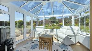 glass conservatory roof s glass