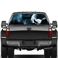 Good And Cheap Products Fast Delivery Worldwide Wolf Window Decal On Shop Onvi