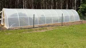 diy pvc greenhouse poly tunnel