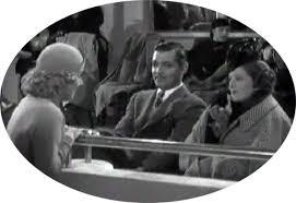 Myrna Loy & Clark Gable | Old Movie Teams