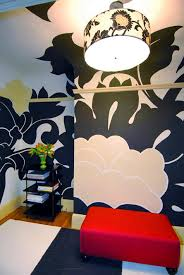 Inspiration Textile Mural Design Sponge
