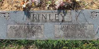 PATTERSON FINLEY, ADA - Little River County, Arkansas | ADA PATTERSON  FINLEY - Arkansas Gravestone Photos