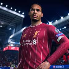 Virgil Van Dijk FIFA 20 Poster Wallpapers - Wallpaper Cave