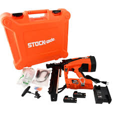 Stockade St400i Cordless 9 Gauge Fence Stapler Fencefast Ltd