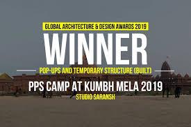 PPS Camp at Kumbh Mela 2019 | Studio Saransh - Rethinking The Future Awards
