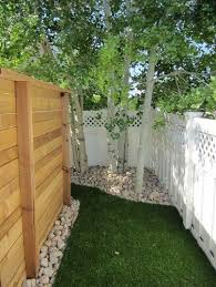 Dog Run Landscape Design Ideas Pictures Remodel And Decor Backyard Fences Backyard Landscaping Backyard