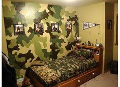 9 Logan S Bedroom Ideas Camo Bedroom Camo Rooms Army Bedroom