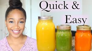 juice recipes for beginners juicing