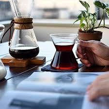 chemex classic series pour over glass