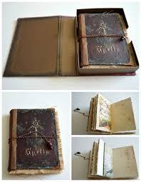fantasy grimoire spellbook dnd journal