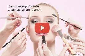 you channels on makeup tutorials